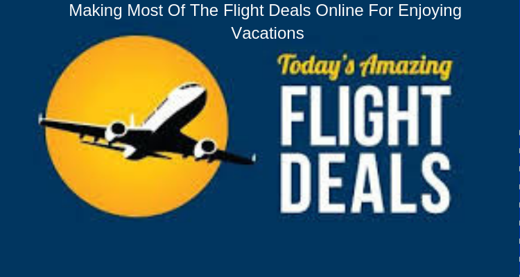 flight deals online