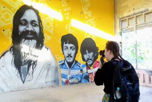 beatles ashram in rishikesh