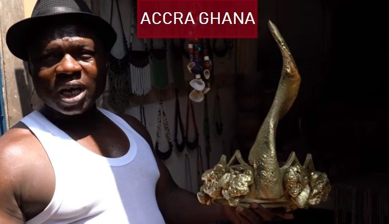 How to Explain ACCRA Tourist Guide in 8 Simple Steps
