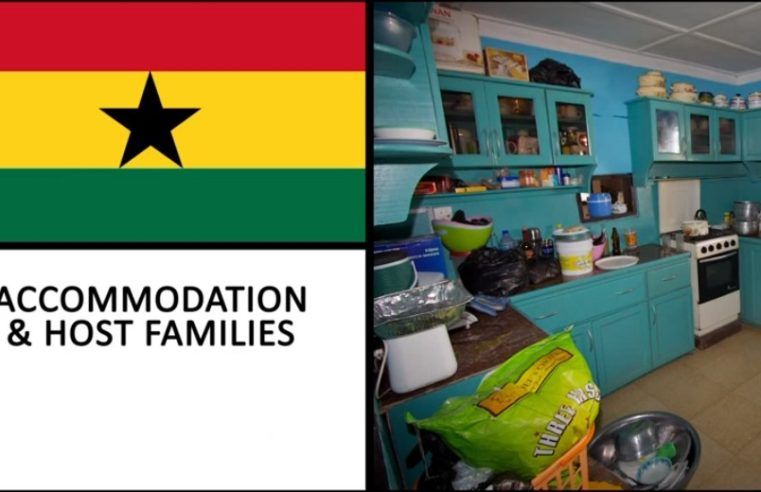 Ghana Local Transportation & Accommodation for the Visitors