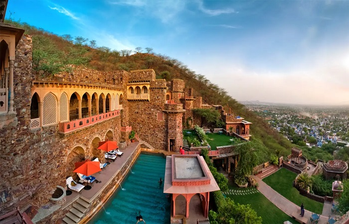 Staying Palaces in Rajasthan