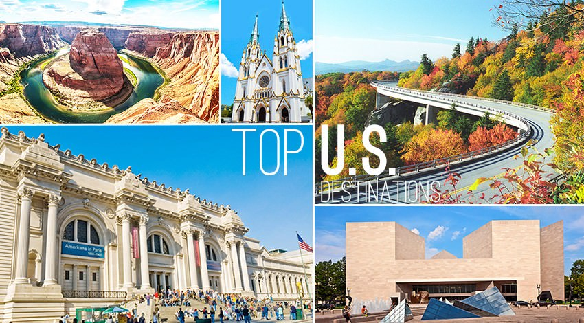 7 MOST BEAUTIFUL PLACE IN US TO VISIT