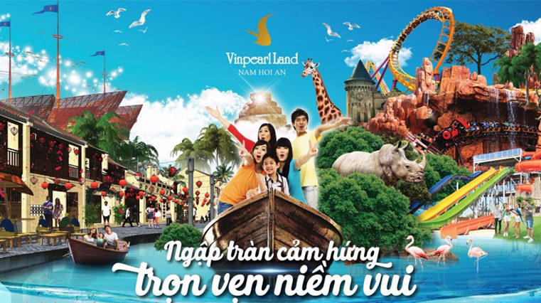 Vinpearl Land Amusement Park Top 10 Theme Parks in Vietnam Cambodia