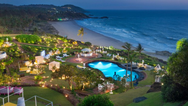 Luxury India Tour in Goa