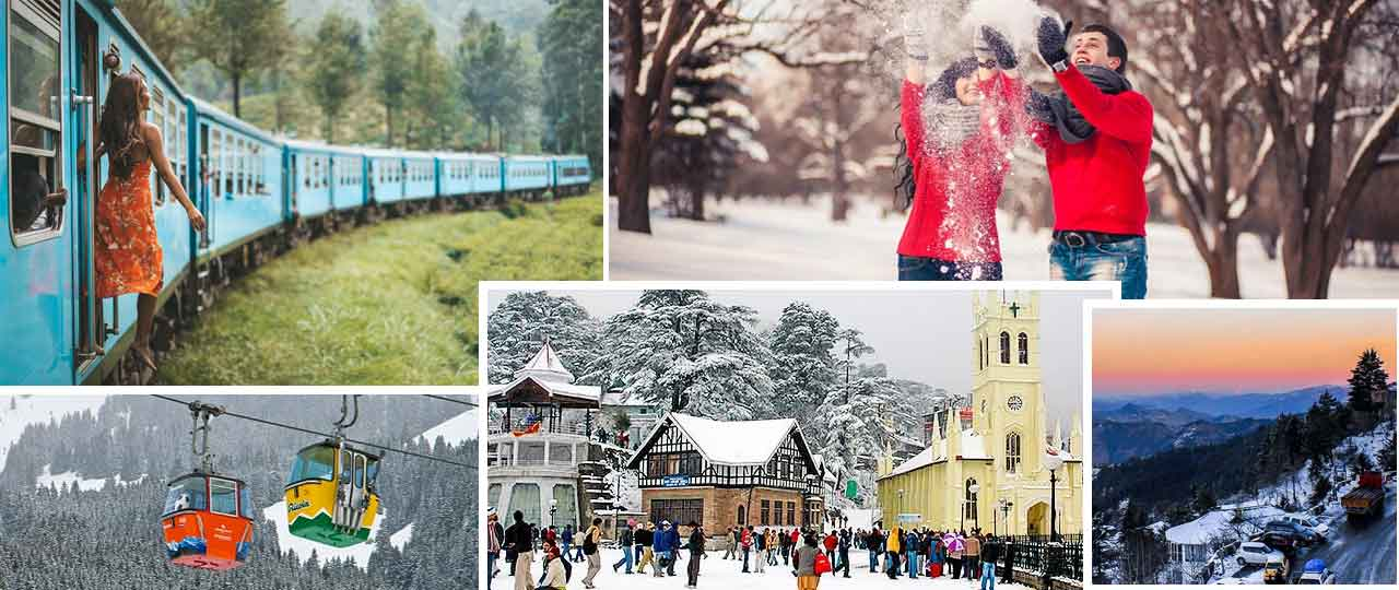 Book Shimla Manali Tour Packages for Your Ultimate Vacations