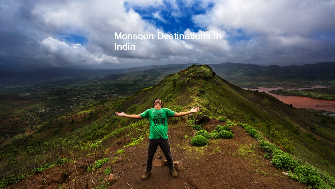Destinations of India One Should Visit During Monsoon