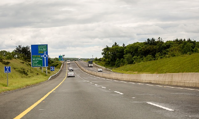 Drive on a motorway in Ireland safely with the following tips