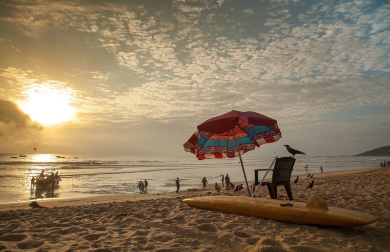 Explore the Famous Beaches of Goa