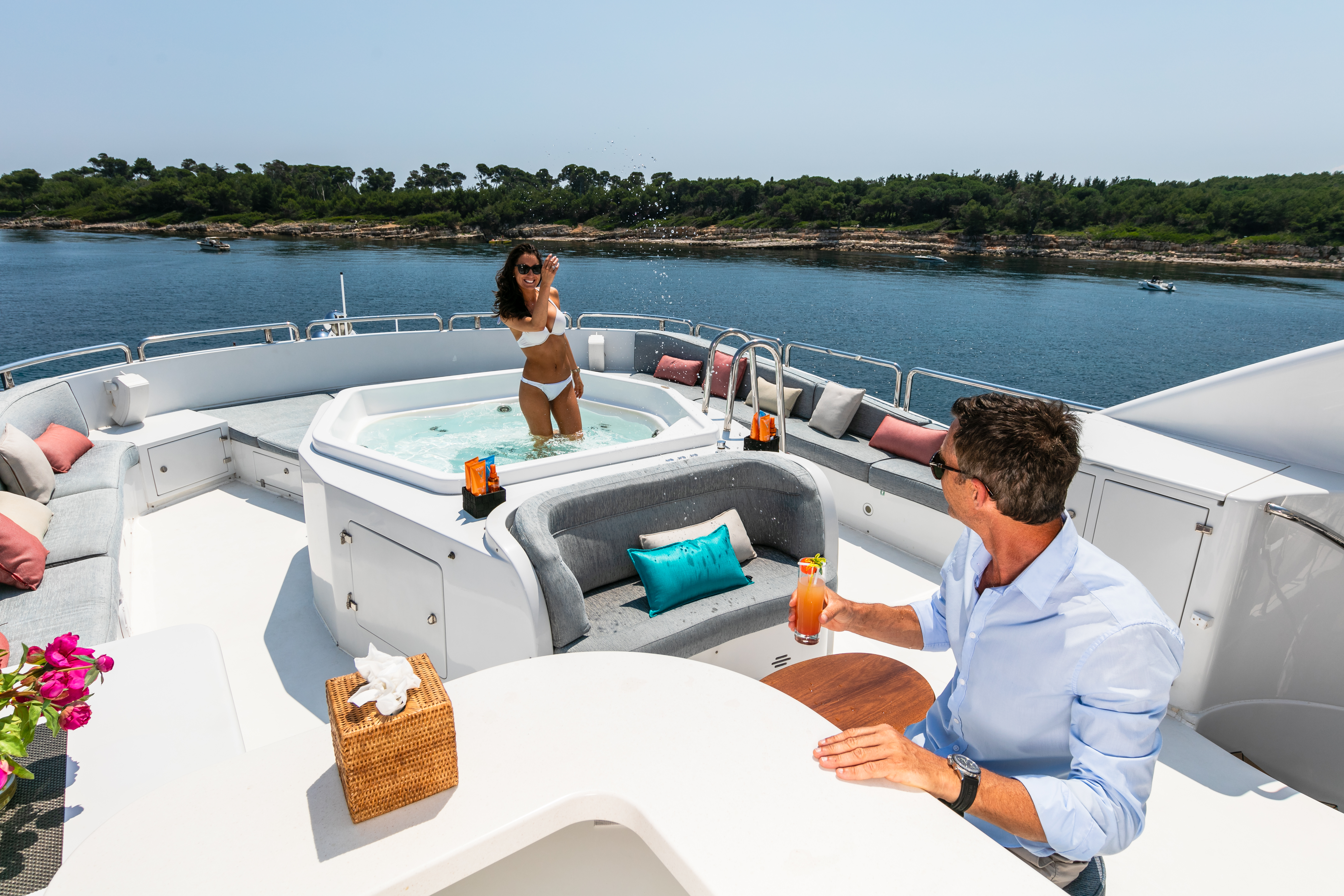 Make Your Day Most Special with Yacht Birthday Parties