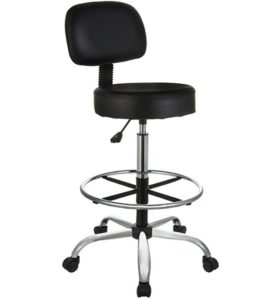 best Swivel-Drafting-Stool-for-Standing-Workstation
