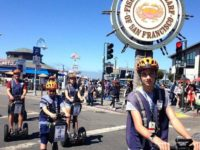 The reasons why the Fisherman's Wharf Segway Tour is so popular among tourists