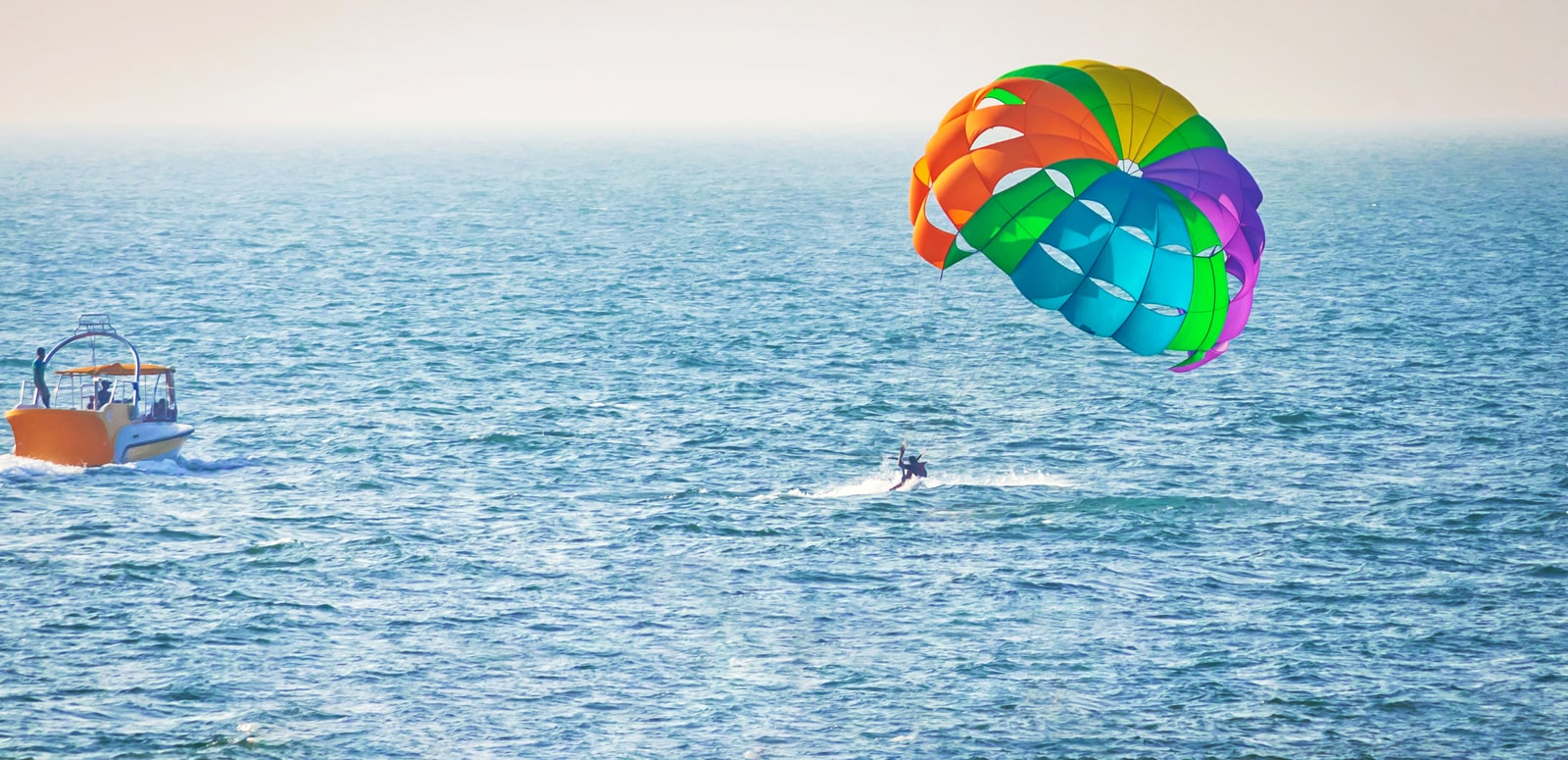 Top Parasailing Destination in India