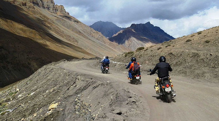 Leh Ladakh Bike Tour