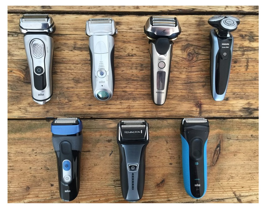 Best Travel Electric Shavers for Men