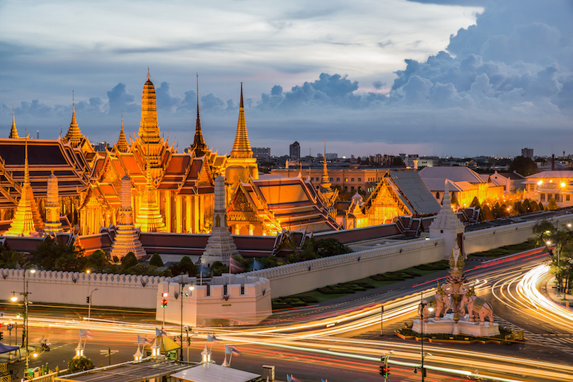 Top-rated Tourists attractions In Bangkok