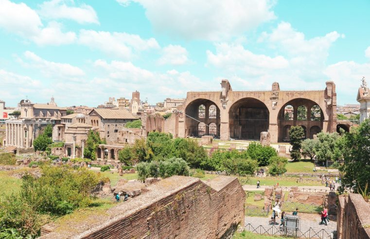 Five facts about ancient Rome