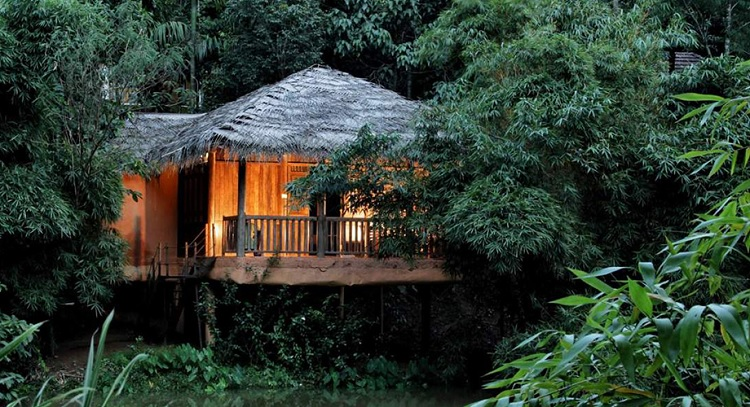 Top 5 eco-resorts of India